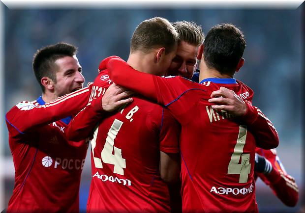 CSKA-volga
